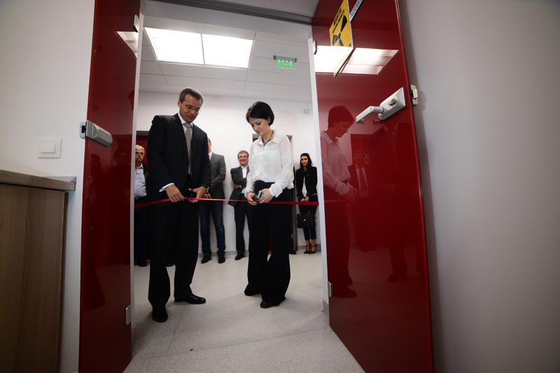Inaugurare centru radioterapie