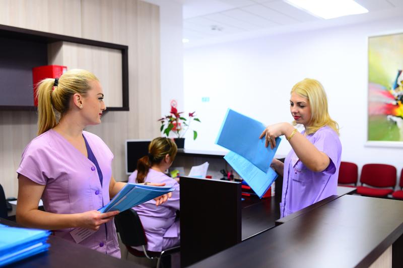 Asistenti radioterapie