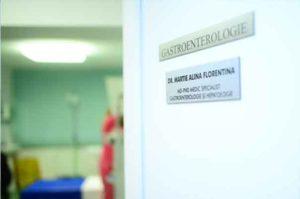 Cabinet gastroenterologie