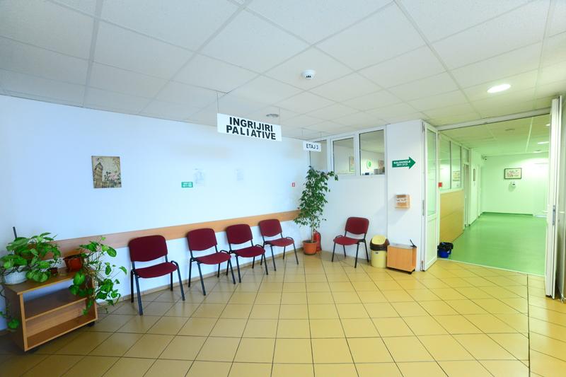 Sala asteptare paliative