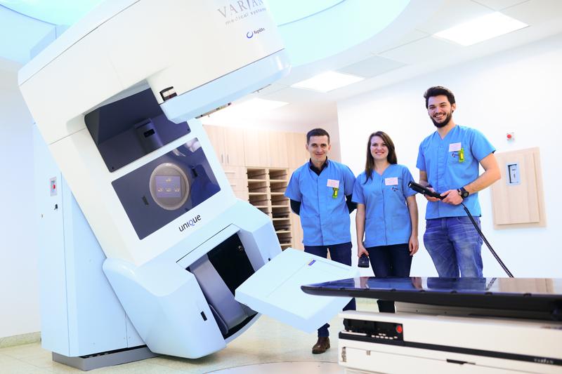 Tehnicieni radioterapie